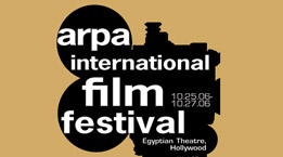 SILENT WARRIORS wins ARPA Hollywood